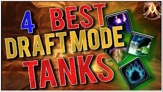 WoW Ascension | The BEST Tank Starter Abilities for Wildcard | WoW with Random Abilities