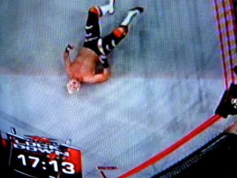 TNA Danny Bonaduce Sommersault