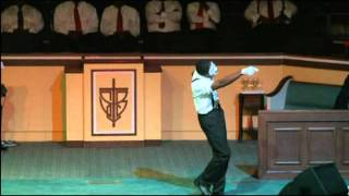 He's Preparing Me G.R.O.W.T.H. Mime Ministry
