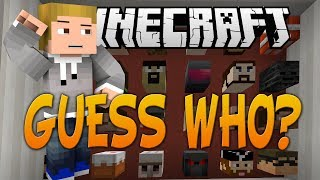 "MINECRAFT: GUESS WHO? ""BEST GUESS WHO PLAYER"" w/Preston"