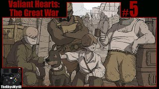 Valiant Hearts: The Great War Playthrough | Part 5
