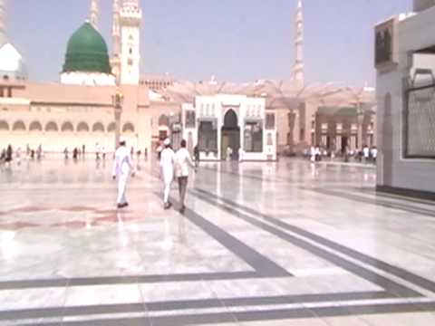 azan in madina shareef 2010