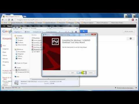 Como Grabar Windows 7 en un DVD