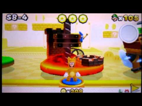 Let's Play Super Mario 3D Land Special Worlds - Part 8