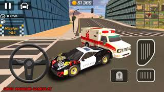 Police Drift Car Driving Simulator #20 - Police Special Vehicle Edition | Android GamePlay FHD
