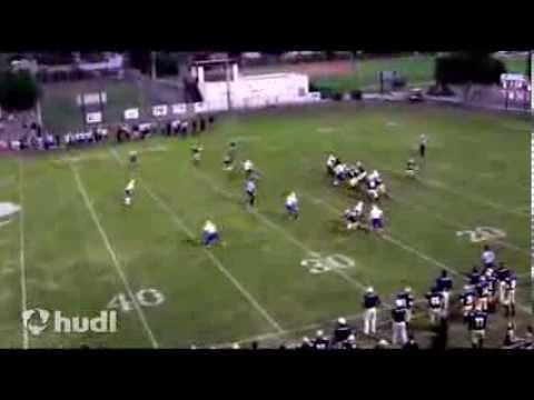 Donovan Rooks' Junior Football Highlights - Yuma Catholic High School - Wide Receiver - AZ- c/o 2015 - 12/05/2013