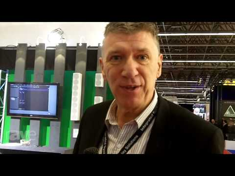 ISE 2015: Aimline Introduces the ALP 4.1 Passive Column Speaker