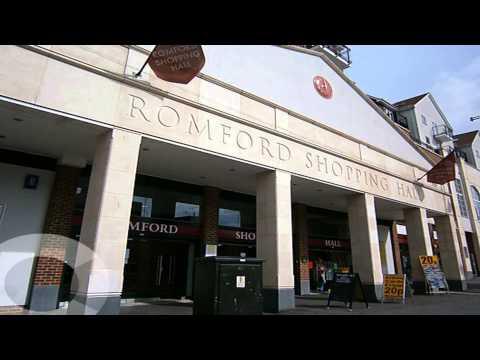 Romford Shopping Hall Epping Essex