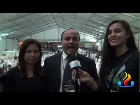 UMADEB 2012 - Dia 21-02 - Entrevista Pb. Marcelo