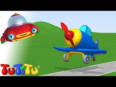 TuTiTu Airplane HD