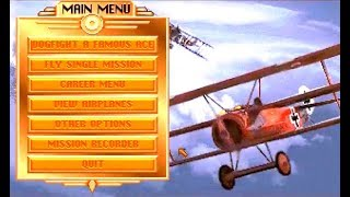 Red Baron ~ MS DOS PC