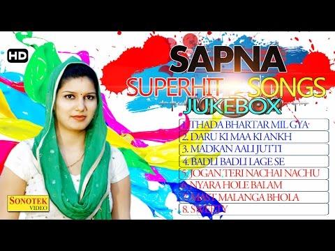 Sapna Super Hit Song || Sapna latest Juke Box 2016 || Haryanvi Latest Song Sapna