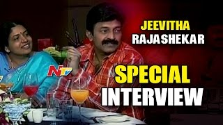 Must Watch : NTVs Throwback and Memorable Interview of Jeevitha-Rajashekhar| Dine with NTV
