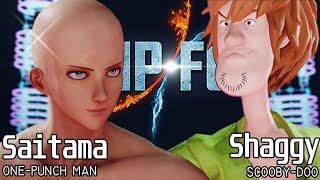 Saitama vs Shaggy   Jump Force