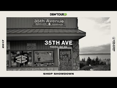 Shop Showdown Round 1 | 35th Ave