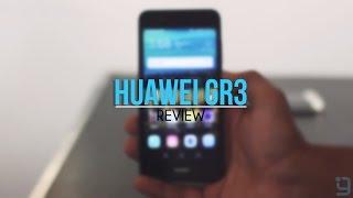 Huawei GR3 Review (English)