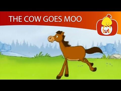 Inek möö der inek çocuklar için