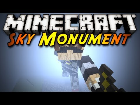Watch Minecraft: HUGE MONUMENT!