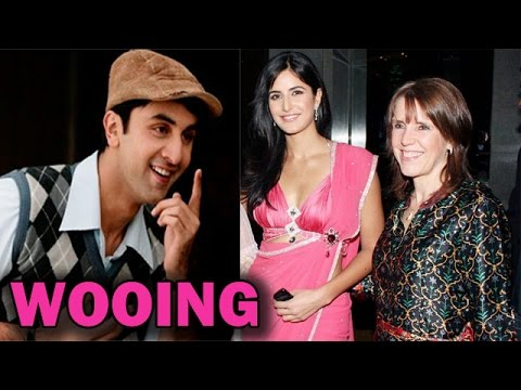 Ranbir Kapoor trying to impress Katrina Kaif and her mother! | Bollywood News