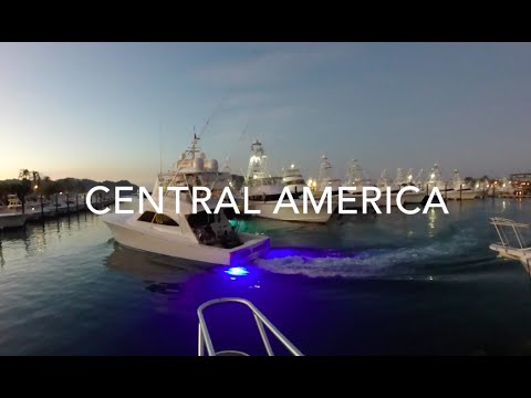 Central Americas finest Fishing, Surfing and Sports Fishing Boats - Watch in HD