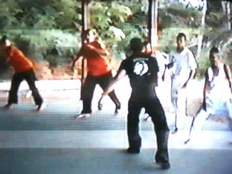 Sifu Bill Owens brought Capoeira to Rincon P.R.