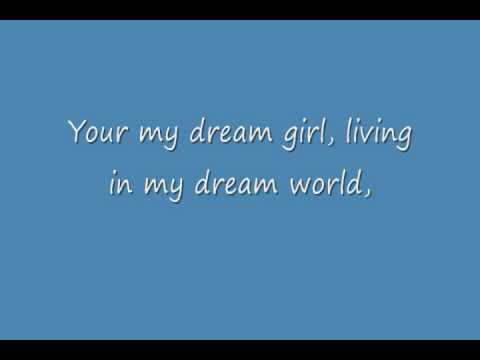 Kolohe Kai - Dream Girl W  Lyrics video