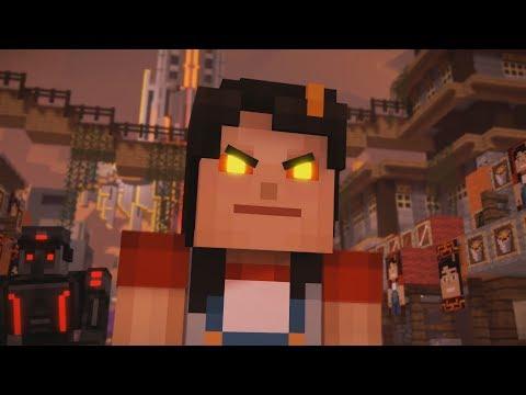 MINECRAFT STORY MODE Season 2 Episode 5 Trailer (Xbox One/PS4/PC)