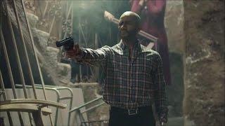 قتل عصام النمر على يد ناصر الدسوقي - مسلسل الاسطورة / محمد رمضان