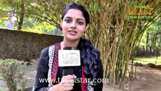 Nikkila At VetriVel Movie Press Show