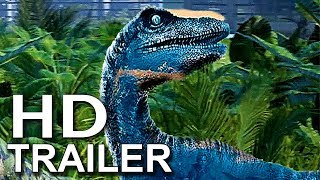 JURASSIC WORLD EVOLUTION Trailer #2 (2018) Jurassic Park
