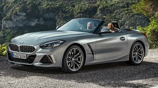 BMW Z4 2019   Rivals of Mustang