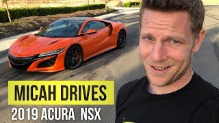 2019 Acura NSX   The Pragmatist's Supercar