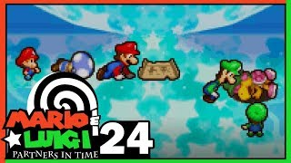 Mario & Luigi Partners in Time (Blind) Episode 24: Lottery Ticket