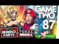Forza Horizon 4, Super Mario Party, Hitman 2   Game Two #87