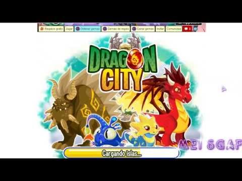 Hack De Dragones Únicos SIN GEMAS |Dragon City| Febrero 2014