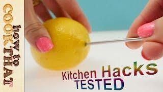 5 Kitchen Hacks TESTED Hit or Myth?