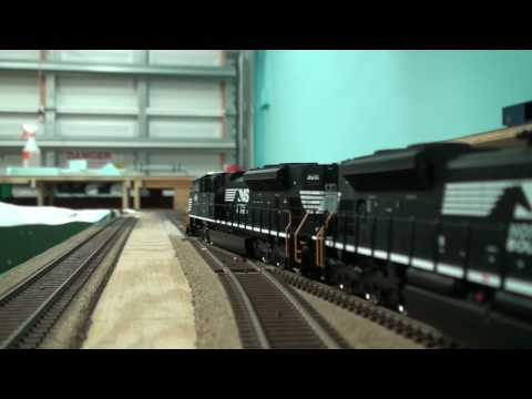 My CSX/NS HO Railroad Part 39