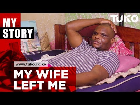 My wife left me after I became paralyzed: Robert Wanyonyi | Tuko TV