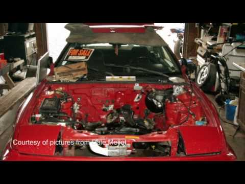 Electric Car Conversion 91 Honda Prelude