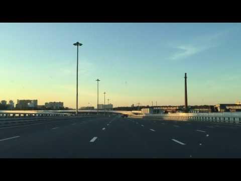 Moscow, New Highway / СВХ ( Северо-Восточная хорда )