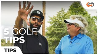 5 Fundamental Golf Tips for Beginners   SportRx