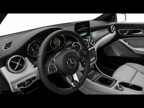 2017 Mercedes-Benz CLA250 Video