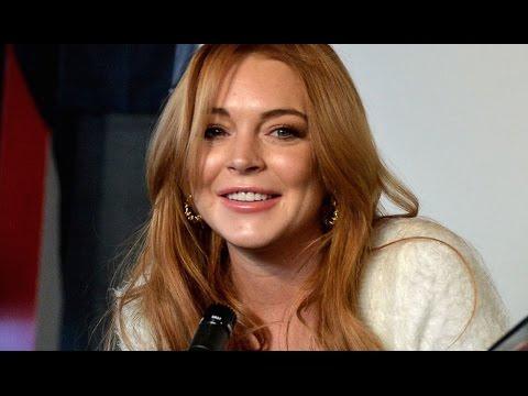 Lindsay Lohan Goes OFF On Brexit