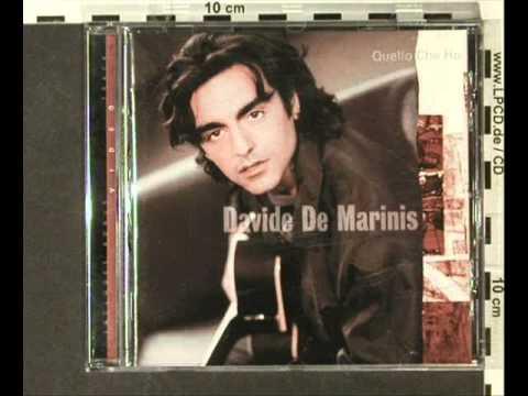 Davide De Marinis - Se Davvero
