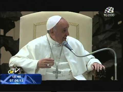 Papa Francesco dialoga con gli studenti delle scuole gestite dai Gesuiti – Cristiana Caricato