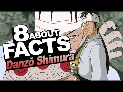"8 Facts About Danzo Shimura You Should Know!!! w/ ShinoBeenTrill & Stahtz ""Naruto Shippuden"" thumbnail"