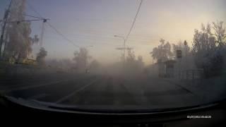 -50 холода в Ханты-Мансийске декабрь 2016