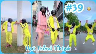TikTok China √ Chàng Trai Và Cô Gái Cosplay PUBG Và Những Điệu Nhảy #39