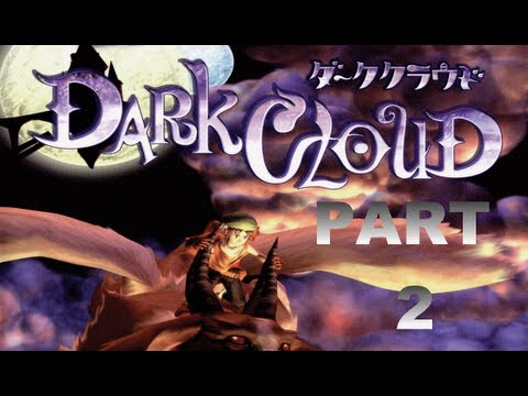 Dark Cloud (PS2) Part 2: Divine Beast Cave