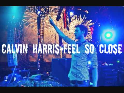 Calvin Harris-feel So Close (extended Mix) video